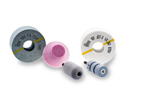 conventional ID grinding wheels